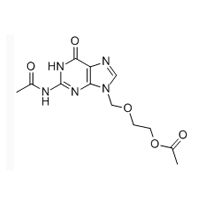二乙酰阿昔洛韦 9-[(2-Acetoxyethoxy)methyl]-N2-acetylguanine